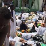 [Infographic] Thảm kịch giẫm đạp ở Mecca nhìn từ trên cao