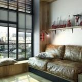Thiết kế thông minh giúp căn hộ 18m2 rộng như gấp đôi