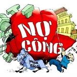 Nợ công vượt 1.000 USD mỗi người