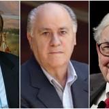 """Những tỷ phú từng """"soán ngôi"""" giàu nhất thế giới của Bill Gates"""