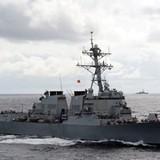 Châu Á phản ứng thế nào vụ tàu Mỹ áp sát đảo nhân tạo?