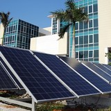 Ngắm dây chuyền sản xuất pin mặt trời lớn nhất nước