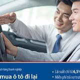 Doanh nghiệp vay mua ô tô lãi suất chỉ 6,5%/năm