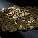 Kho báu hơn 4.000 đồng tiền La Mã được khai quật tại Thụy Sĩ