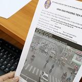 Cảnh sát Hà Nội gửi giấy phạt nguội xe vi phạm về tận nhà
