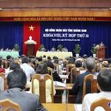 """Quảng Nam cử đoàn cán bộ """"hoàng hôn nhiệm kỳ"""" đi nước ngoài học tập"""