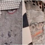 Sau hơn 5 năm, con đường gốm sứ kỷ lục Guinness đã hư hại nghiêm trọng