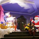 Người Việt ít chi tiền cho Giáng sinh 2015