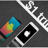 Apple hay Alphabet sẽ trở thành công ty nghìn tỷ USD vào năm sau?