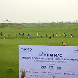 Kết thúc thành công giải AMD Golf Challenge 2015 – Swing for the Poor