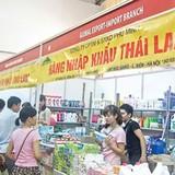 Thời xài mỹ phẩm Thái, quần áo Campuchia, lao công Lào