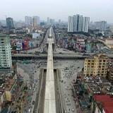 Hà Nội: 2 hầm chui lớn nhất sắp thông xe