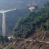 Tạm đình chỉ công trình cầu Suối Quanh khiến 4 người chết