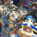 Thiết bị lạ gắn trên mũ len Trung Quốc chỉ là đồ chơi phát nhạc?