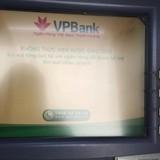 Thẻ Eximbank không rút được tiền tại ATM