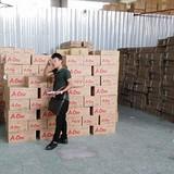Phát hiện 108 tấn mì chính đóng gói giả