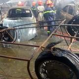 Cháy garage Thần Châu, xe sang Bentley, Porsche thành sắt vụn: Bồi thường ra sao?