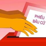24 ngày cho vận động bầu cử, dừng vận động trước bỏ phiếu 24 giờ