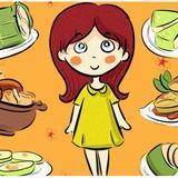 [Infographics] Kiểm soát cân nặng qua cách tính calo thực phẩm ngày tết