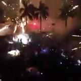 Hàng trăm người tháo chạy vì pháo hoa ở Quảng Ngãi bắn trúng