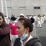 Công nhân Nissey Việt Nam đi làm trở lại sau 8 ngày đình công