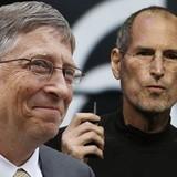 Bill Gates và Steve Jobs, câu chuyện về hai thiên tài công nghệ