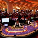 Sòng bạc Macau tiếp tục lao đao vì Trung Quốc
