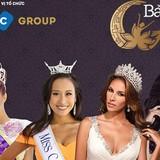"""4 hoa hậu thế giới dự họp báo công bố cuộc thi """"Hoa hậu bản sắc Việt toàn cầu"""""""