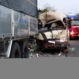 Tai nạn thảm khốc trên đèo Bảo Lộc