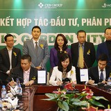 """FLC và CENGROUP """"bắt tay"""" hợp tác đầu tư, phân phối FLC Garden City"""