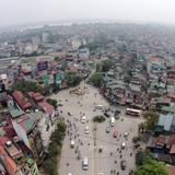 [Infographics] Những con đường đắt kỷ lục ở Hà Nội