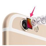 Vì sao camera hình tròn mà chụp ảnh lại ra hình vuông?