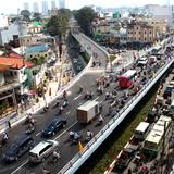 Chuyên gia hiến kế giảm ùn tắc giao thông tại TP. HCM