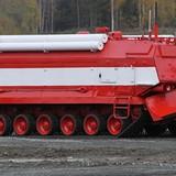 """[Video] Nga xuất xưởng """"tăng"""" cứu hỏa"""