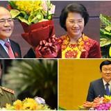 <span class='bizdaily'>BizDAILY</span> : Miễn nhiệm Chủ tịch nước, Việt Nam có nữ Chủ tịch Quốc hội đầu tiên