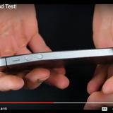 iPhone SE có bị cong như iPhone 6?