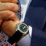 Các ông trùm Phố Wall đeo loại đồng hồ nào?