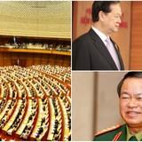 <span class='bizdaily'>BizDAILY</span> : Quốc hội tiếp tục bầu thêm nhiều nhân sự mới, chuẩn bị miễn nhiệm Thủ tướng