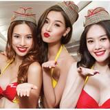 Suất ăn hàng không, tại sao Vietnam Airlines miễn phí, Vietjet thì không?