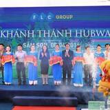 Khánh thành Không gian du lịch ven biển Sầm Sơn