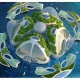 10 siêu dự án có kiến trúc táo bạo của con người trong tương lai