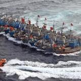 """""""Ngư dân xanh"""" Trung Quốc - hiểm họa trên Biển Đông"""