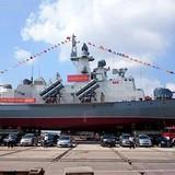 Hải quân Việt Nam có thêm cặp tàu tên lửa tấn công hiện đại