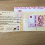 Tờ tiền 100 đồng mới được bán với giá 200.000 đồng tại Sài Gòn