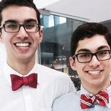 """Hai anh em bỏ Harvard để thành """"gã khổng lồ"""" công nghệ"""