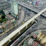 Sau 3 tháng vận hành: Hai hầm chui nghìn tỷ đồng ở Thủ đô đã vá nham nhở