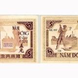 Chuyện ít biết về những họa sĩ vẽ tiền