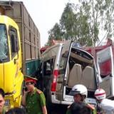 Hơn 110 người chết do tai nạn giao thông 4 ngày nghỉ