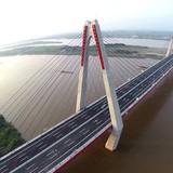 Soi dự án tỷ đô lập tuyến đường thuỷ xuyên Á dọc sông Hồng của Bầu Thụy