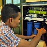 """Bát nháo thị trường máy lọc nước quảng cáo """"diệt khuẩn tuyệt đối 100%"""""""
